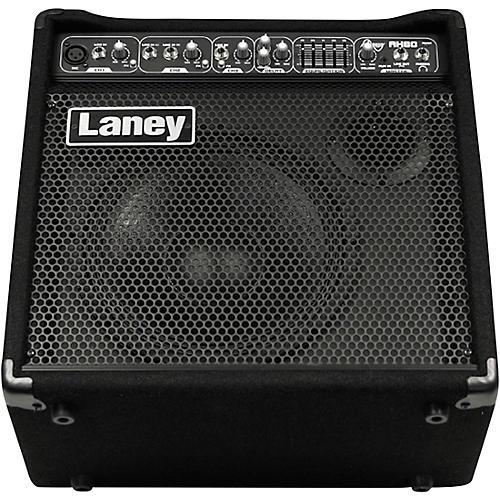 Laney Laney AH80 Audio Hub 3 Channel Multi-Input Combo. 80W w/5-Band Master EQ & Digital Delay