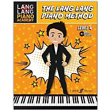 Faber Music LTD Lang Lang Piano Academy: The Lang Lang Piano Method, Level 4 Book & Online Audio Early Intermediate