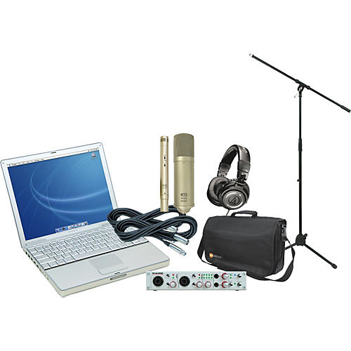 Musician's Friend Laptop Recording Package A