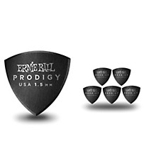 Large Shield Prodigy Picks, 6-Pack 1.5 mm 6 Pack