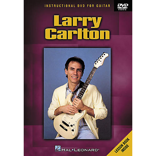 Hal Leonard Larry Carlton (DVD)