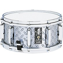 TAMA Lars Ulrich Diamond Plate Steel Snare Drum 14x6.5
