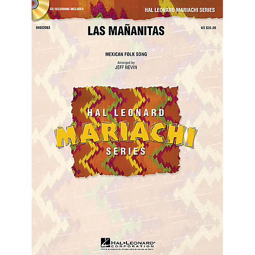 Hal Leonard Las Mañanitas Concert Band Level 2-3 Arranged by Jeff Nevin