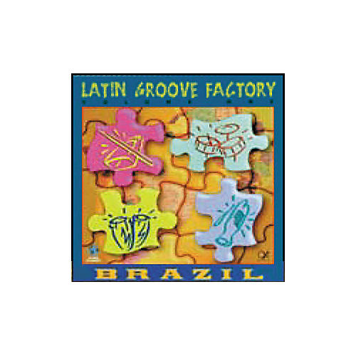 Q Up Arts Latin Groove Factory V2 Brazil Acid Disc B