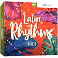 Toontrack Latin Rhythms MIDI (Software Download) thumbnail