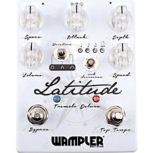 Wampler Latitude Deluxe Tremolo Pedal Level 1