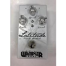 Wampler Latitude Effect Pedal