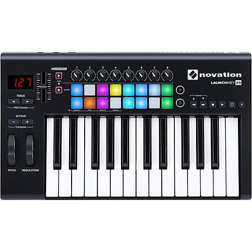 Novation Launchkey 25 MIDI Controller