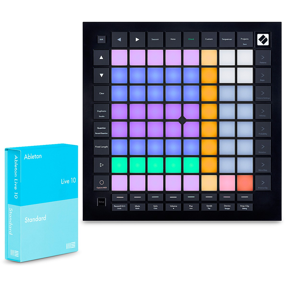 Novation Launchpad Pro [MK3] With Ableton Live 10 Standard