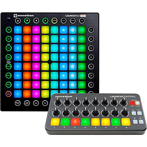 Novation Launchpad Pro with Launch Control