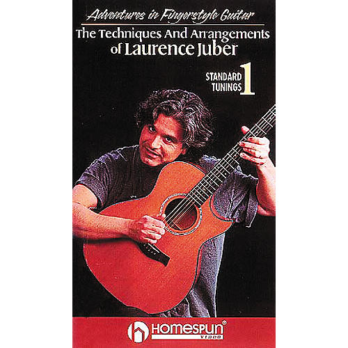 Hal Leonard Laurence Juber Volume 1 Standard Tunings Video