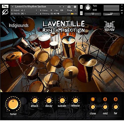 Indigisounds Laventille Rhythm Section