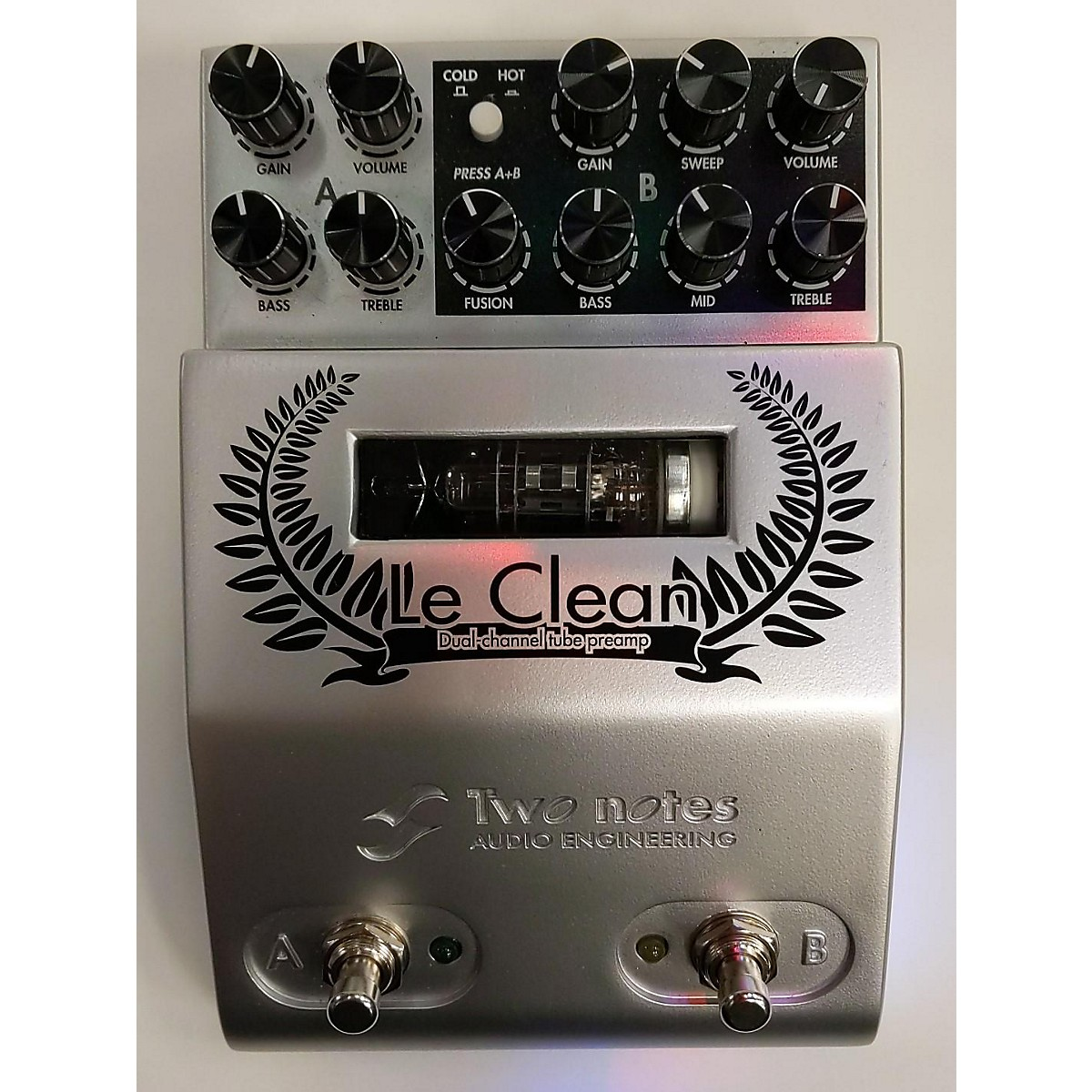 Two Notes Audio Engineering Le Clean Effect Pedal
