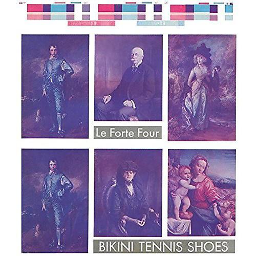 Alliance Le Forte Four - Bikini Tennis Shoes