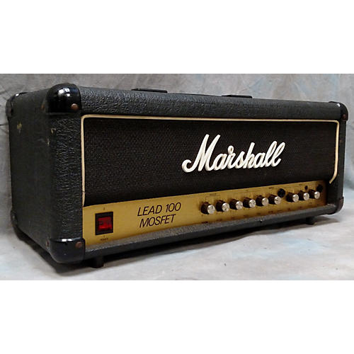Marshall Lead 100 Mosfet Tube Guitar Amp Head