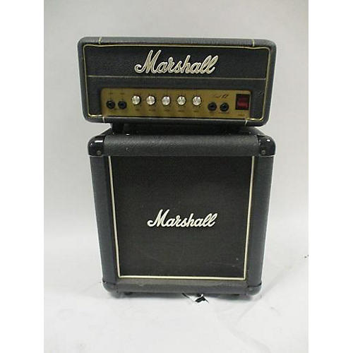 Marshall Lead 12 Guitar Stack
