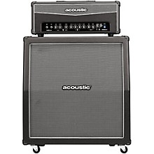 Acoustic Lead Guitar Series G120H DSP 120W w/G412A 4x12 Stereo Guitar Speaker Cabinet