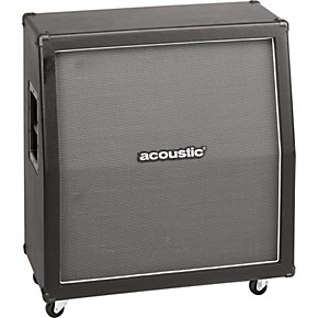 acoustic lead guitar series g412a 4x12 stereo guitar speaker cabinet guitar center. Black Bedroom Furniture Sets. Home Design Ideas