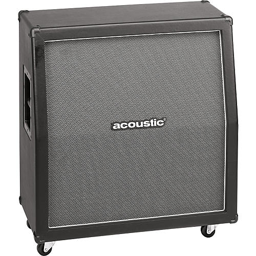 Acoustic Lead Guitar Series G412A 4x12 Stereo Guitar Speaker Cabinet