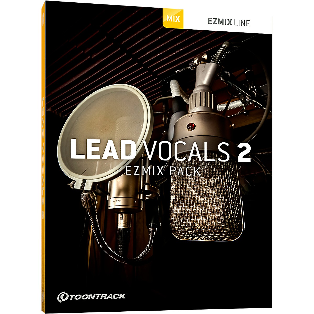 Toontrack Lead Vocals 2 EZMIX Pack