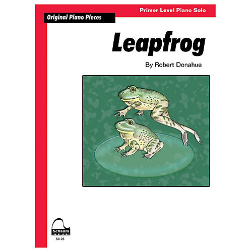 SCHAUM Leapfrog Educational Piano Series Softcover