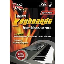 Hal Leonard Learn Keyboards from Blues to Rock - Beginner (DVD)