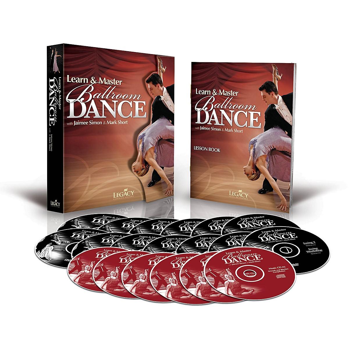 Legacy Learning Learn & Master Ballroom Dancing DVD Series