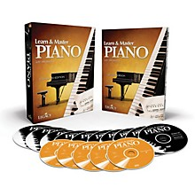 Legacy Learning Learn & Master Piano - Homeschool Edition DVD Series Softcover with DVD Written by Will Barrow