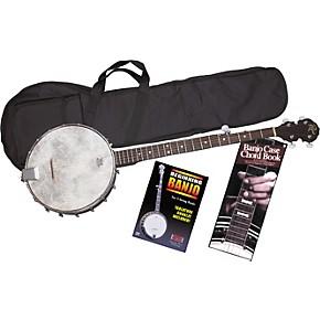 rogue learn the banjo starter pack guitar center. Black Bedroom Furniture Sets. Home Design Ideas