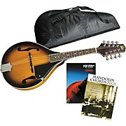 Learn-the-Mandolin Package Sunburst
