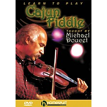 Homespun Learn to Play Cajun Fiddle DVD/Instructional/Folk Instrmt Series DVD Written by Michael Doucet
