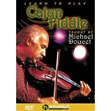 Homespun Learn to Play Cajun Fiddle DVD/Instructional/Folk Instrmt Series DVD Written by Michael Doucet