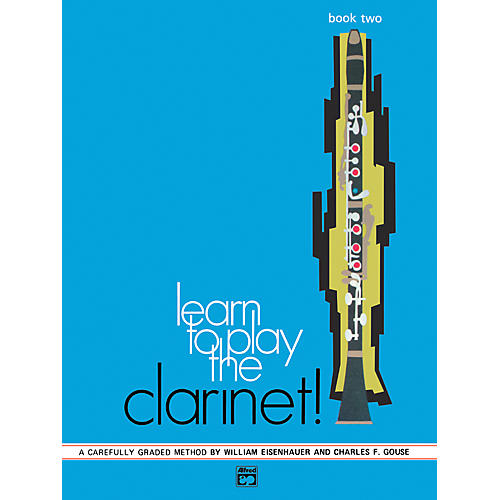 Alfred Learn to Play Clarinet! Book 2