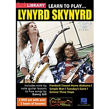 Licklibrary Learn to Play Lynyrd Skynyrd Lick Library Series DVD Written by Danny Gill