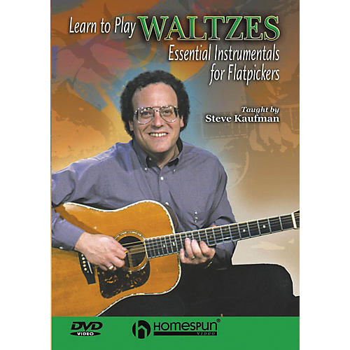 Homespun Learn to Play Waltzes (DVD)