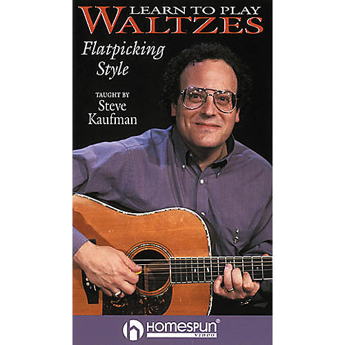 Homespun Learn to Play Waltzes (VHS)