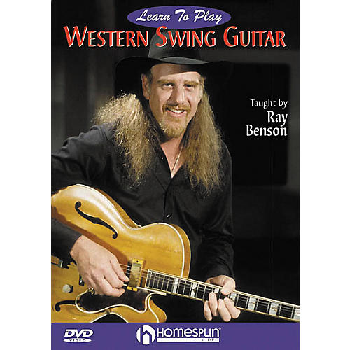 Homespun Learn to Play Western Swing Guitar (DVD)