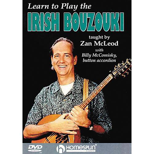 Homespun Learn to Play the Irish Bouzouki (DVD)
