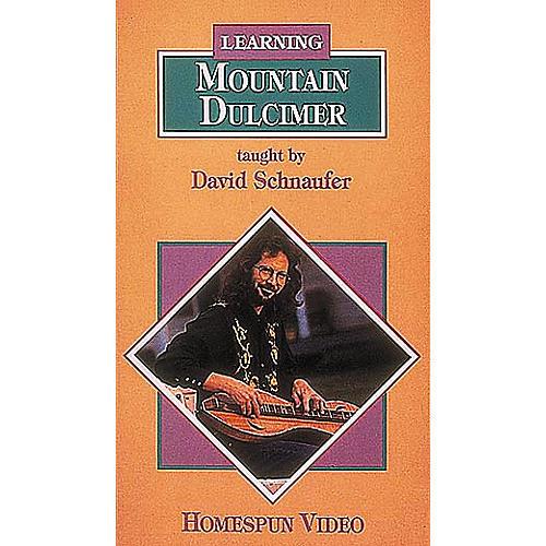 Hal Leonard Learning Mountain Dulcimer