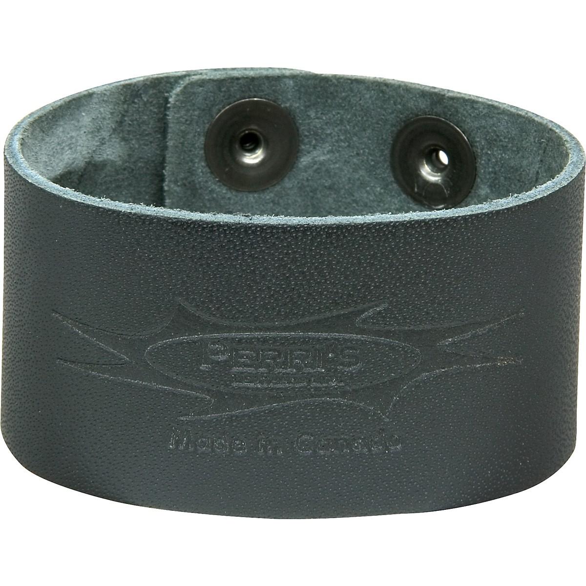 Perri's Leather Bracelet with Perri's Logo