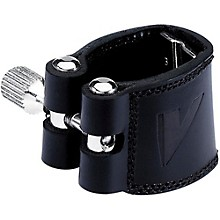 Vandoren Leather Saxophone Ligature with Cap