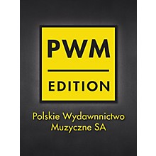 PWM L'ecole Moderne Etudes-caprices Op.10 Pour Violon Seul, S.a. Vol.6 PWM Series Composed by H Wieniawski