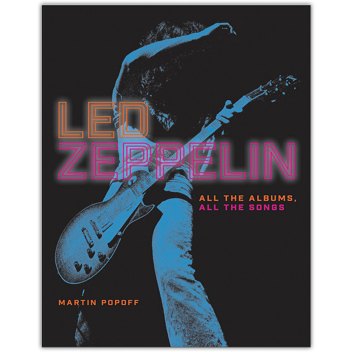 Hal Leonard Led Zeppelin - All the Albums, All the Songs