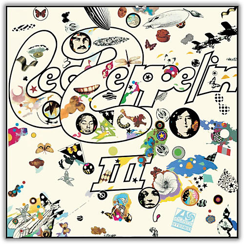 WEA Led Zeppelin - Led Zeppelin III (Remastered) Vinyl LP