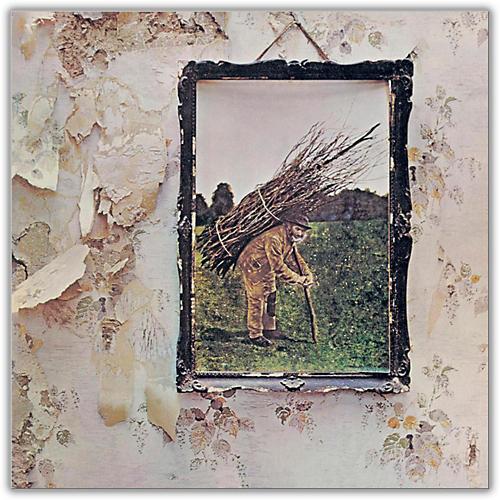 WEA Led Zeppelin - Led Zeppelin IV (Remastered) Vinyl LP