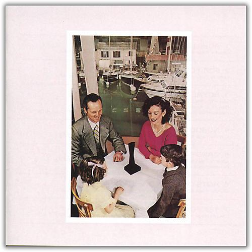 WEA Led Zeppelin - Presence Vinyl LP