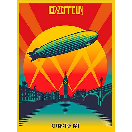 WEA Led Zeppelin Celebration Day (2CD/DVD)