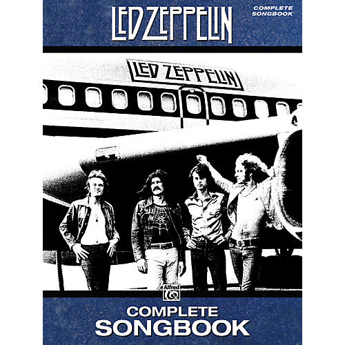 Alfred Led Zeppelin Complete Songbook