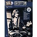 Alfred Led Zeppelin Ultimate Play Along Bass Volume 1 with 2 CD's thumbnail