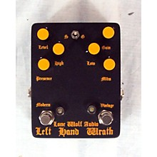 Lone Wolf Audio Left Hand Wrath Effect Pedal